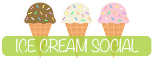 15th Annual Ice Cream Social/Art Show and PTSA Basket Auction