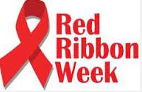 Red Ribbon Week! October 28th- November 1st!