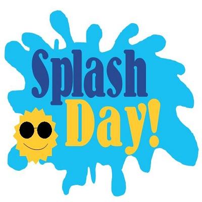 Splash Day- Friday May 19th!