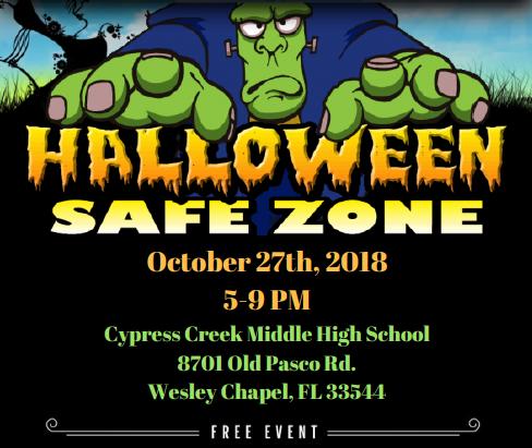 Free Halloween Event!