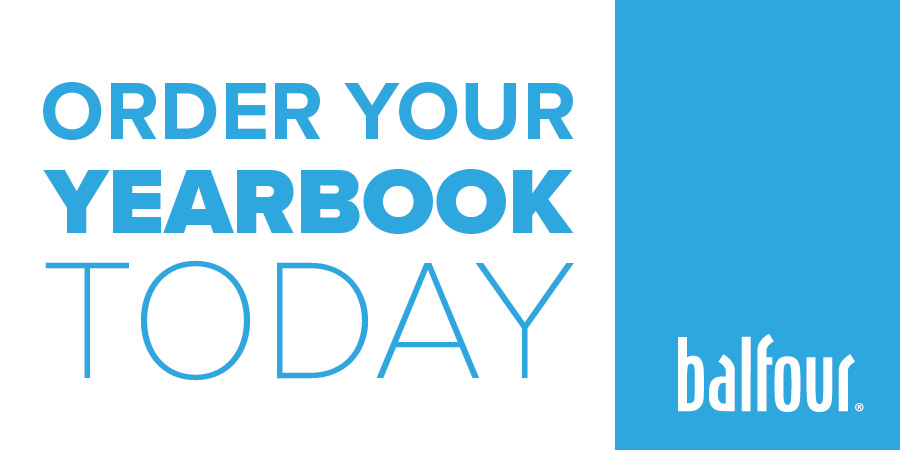 Order Your Yearbook Before It's Too Late!