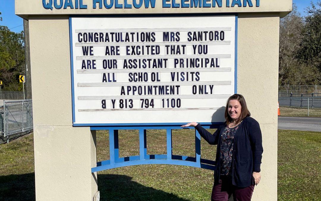National Assistant Principal Appreciation Week